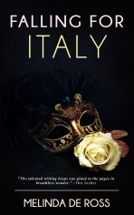 Falling for Italy Cover