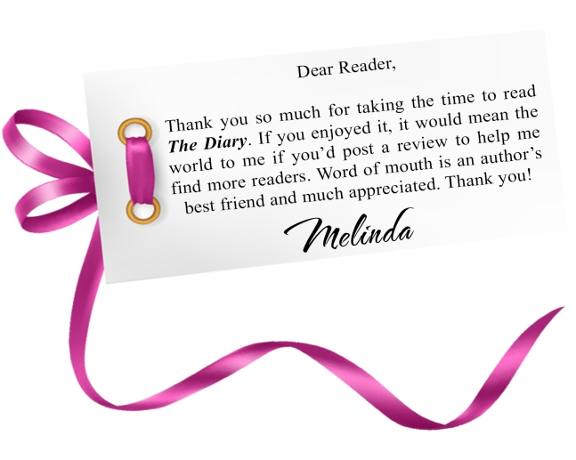 Thank you_The Diary